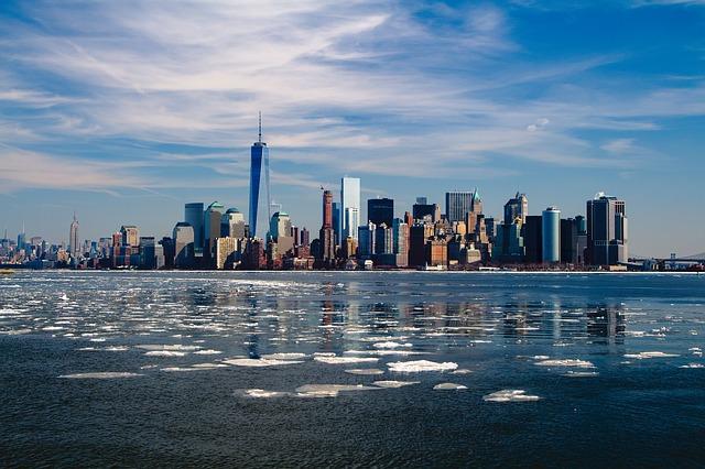 大企業の多いニューヨーク