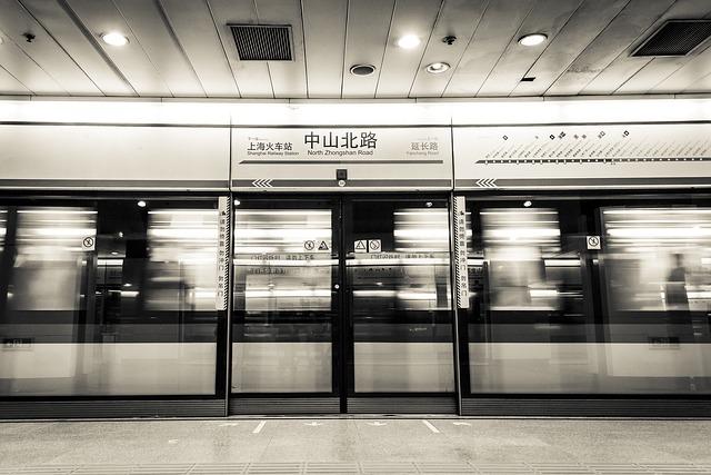 終電の電車