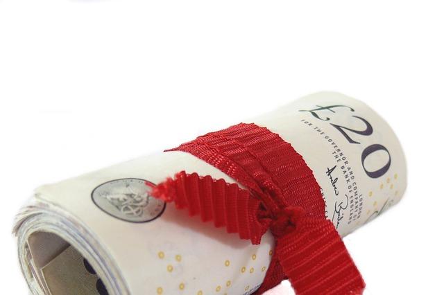 歩合制のお金
