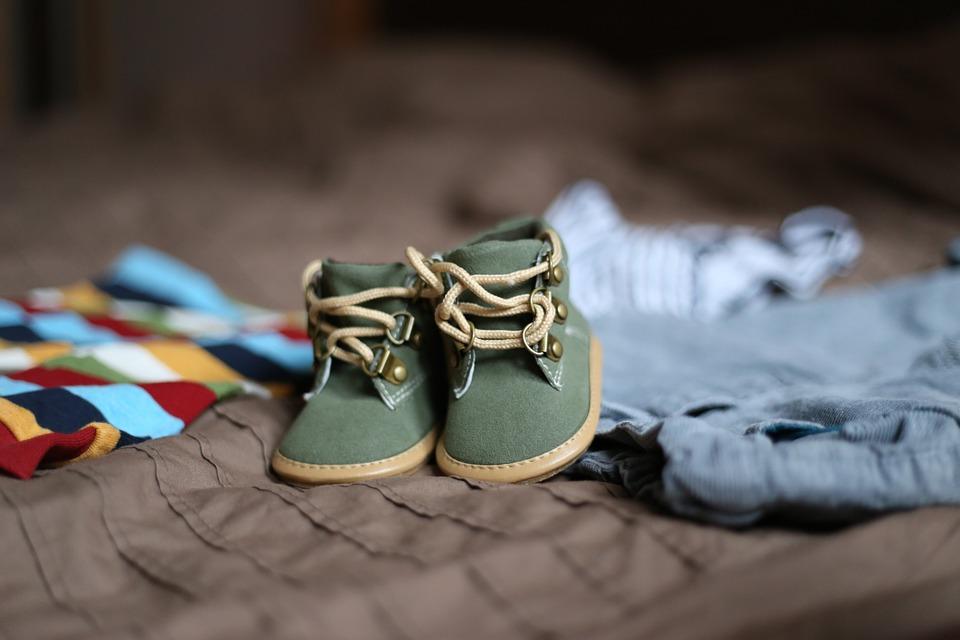 子どもの靴