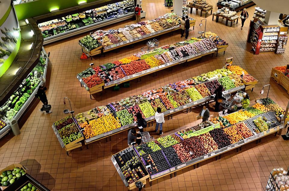 ブラック率の高いスーパーマーケット